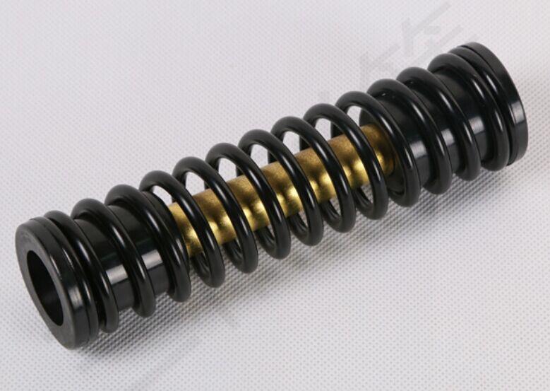 模具弹簧压缩量与使用寿命的关系