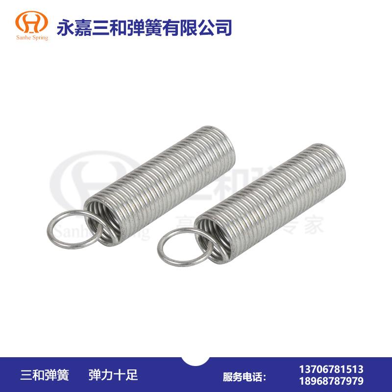 长臂小圆钩环拉伸弹簧--弹簧生产厂家